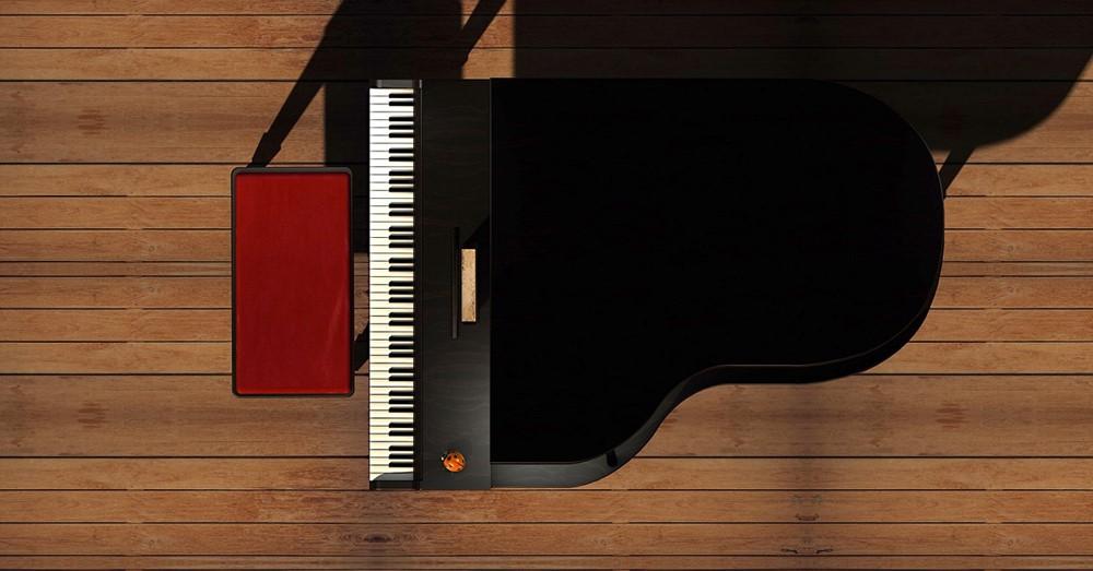 Unterhaltungsmusik mit dem Klavier